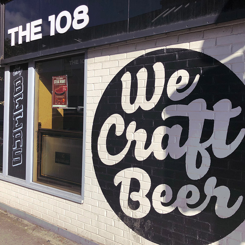 The 108 - Craft Beer
